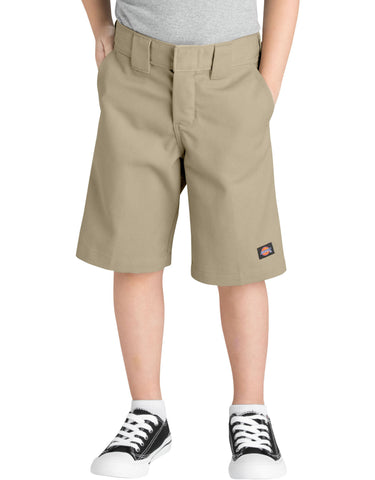 Dickies Boys Multi-Use Pocket Short: BOYS SHORTS - DESERT SAND: QR3200DS
