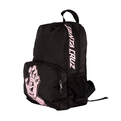 Santa Cruz Screaming Pink Hand Womens Backpack 44642533