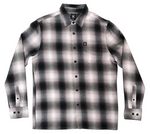 Hard Luck Baca Mens Long Sleeve Flannel
