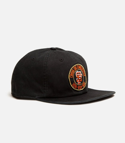 Thrasher Magazine x 47 Brand San Francisco Giants Candlestick Captain Hat