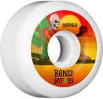 Bones STF Pro Servold Dry Heat 55mm 103a V5 Skateboard Wheels 4pk