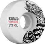 Bones Wheels STF Pro Rogers Wolf 52mm 103a V3 Skateboard Wheels 4pk