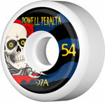 Powell Peralta Ripper Wheels 54mm 97a Skateboard Wheels 4pk