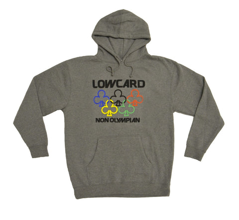 Lowcard Mag Mens Non Olympian Pullover