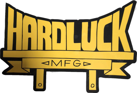 Hard Luck Club Sticker