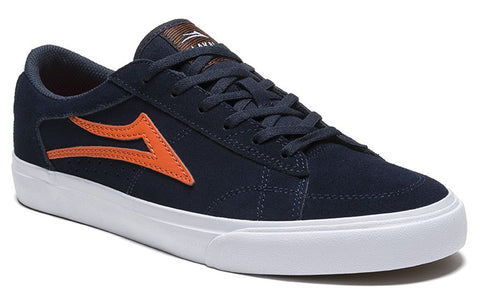 Lakai Ellis Mens Skate Shoes - Blue/Orange