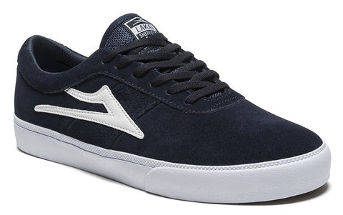 Lakai Sheffield Mens Skate Shoes - Navy