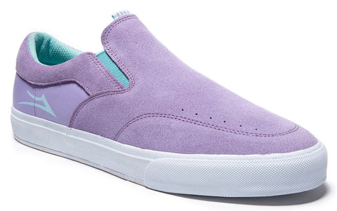 Lakai Owen Mens Skate Shoes - Lavender