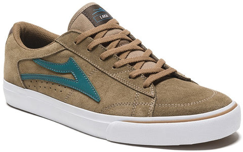 Lakai Ellis Mens Skate Shoes - Walnut