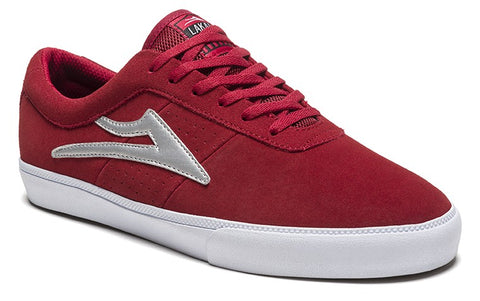 Lakai Sheffield Mens Skate Shoes - Red