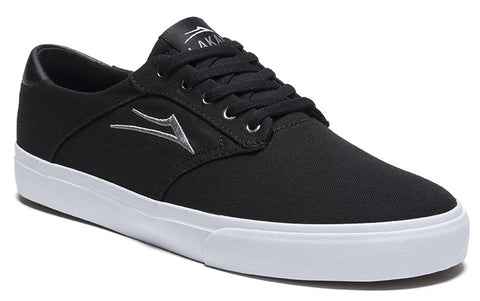 Lakai Porter Mens Skate Shoes - Black