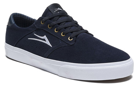 Lakai Porter Mens Skate Shoes - Navy