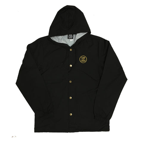 Lowcard Mag Mens Storm Cheater Hooded Coach