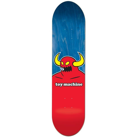Toy Machine Monster Mini 7.38 Logo Deck