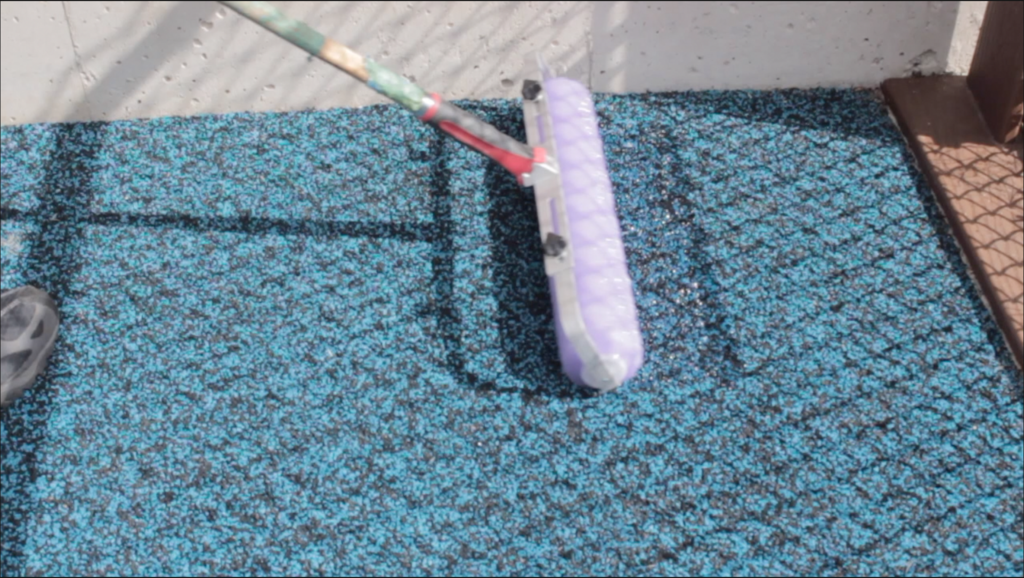 How to Seal and Rejuvenate Your Poured in Place Rubber Surface