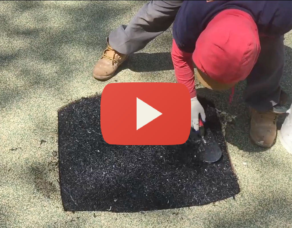 How to Repair the Base Layer of Your Playground Rubber Flooring