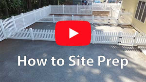 How to prepare your site for the installation of playground safety surfacing materials