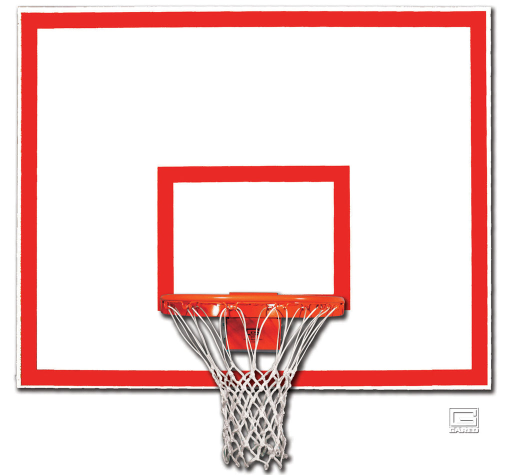 1260B Rectangular Basketball Backboard
