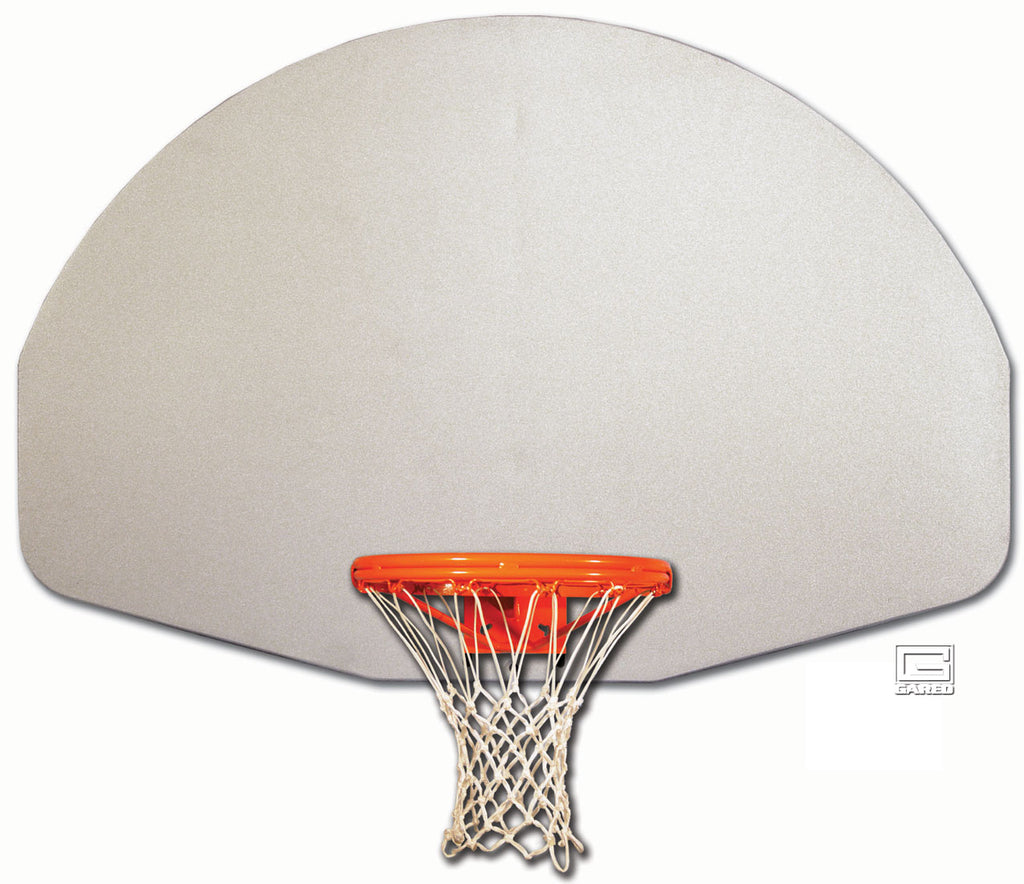 1701 Fan Shaped Aluminum Basketball Backboard