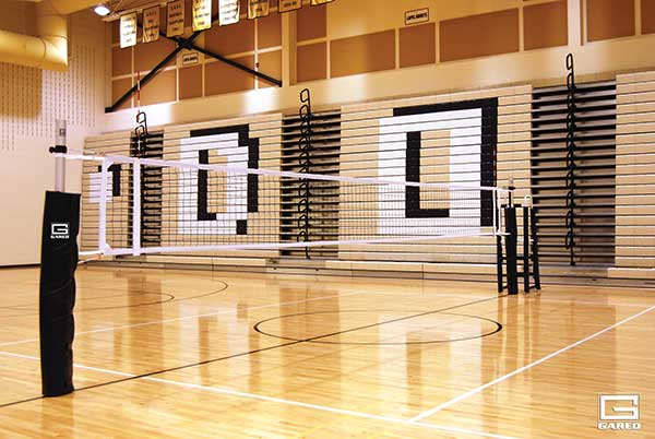 Rallyline One-Court Volleyball System