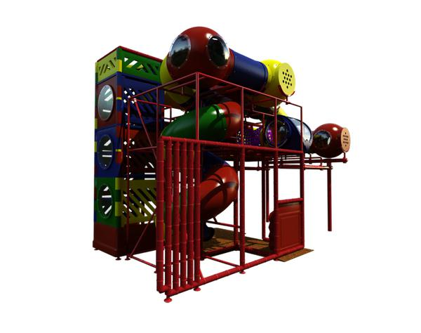 Indoor Playground 6495-0