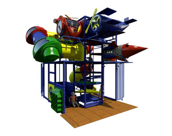 Indoor Playground 6558-1