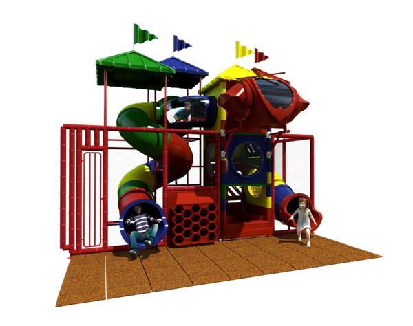Indoor Playground 6836-1