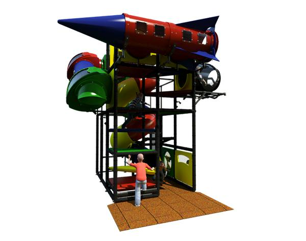 Rocket Indoor Playground