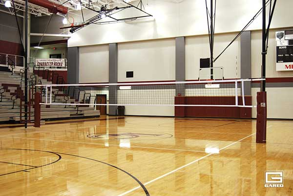 8001 Skymaster Volleyball Net System