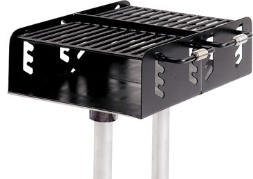 Dual Grate Grill