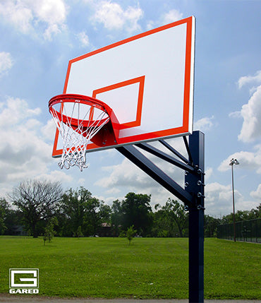Endurance® Steel Playground Basketball System