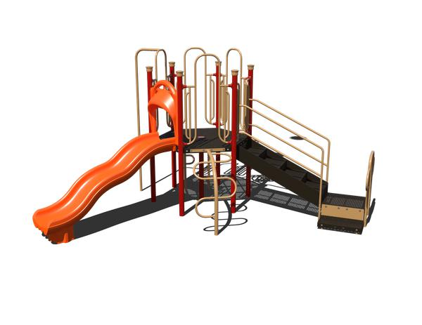 GG-0006 Composite Playset