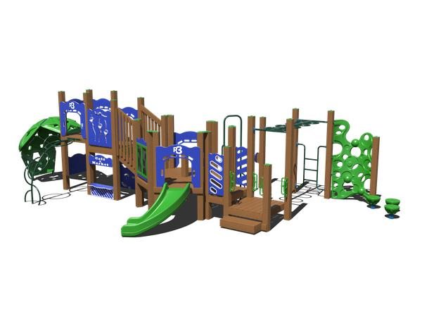 GGR3-0007 Composite Playset