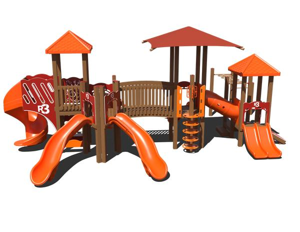 GGR3-0009 Composite Playset