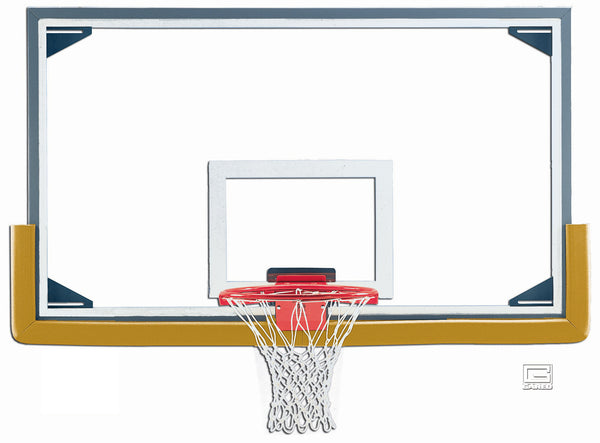 LXP4200 Glass Basketball Backboard
