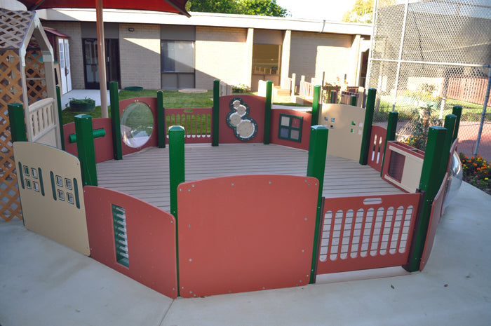 Infants and Toddlers Structure 4