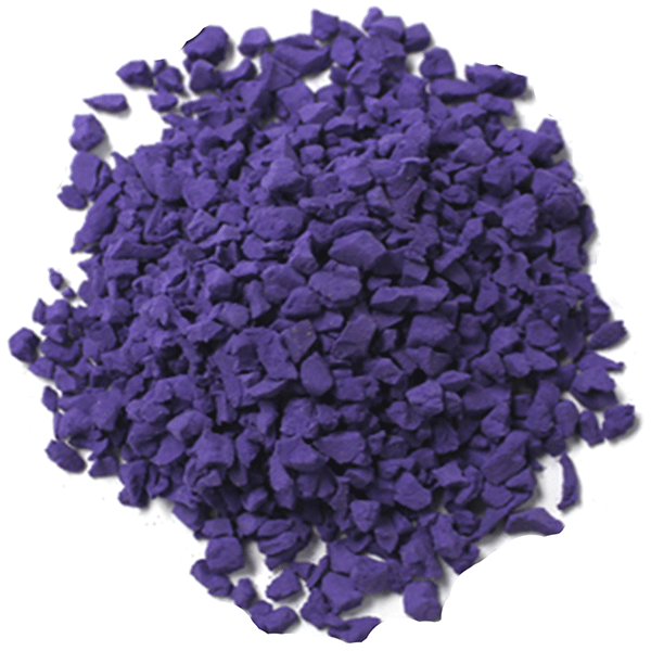 Poured in Repair Kit - Purple