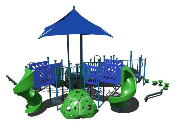 GG-0022 Composite Playset