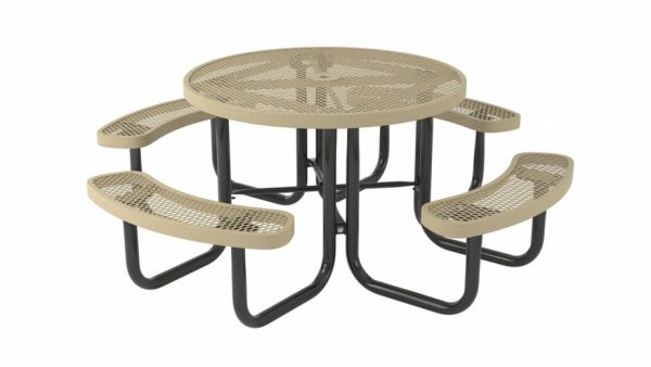 Regal Style Round Table