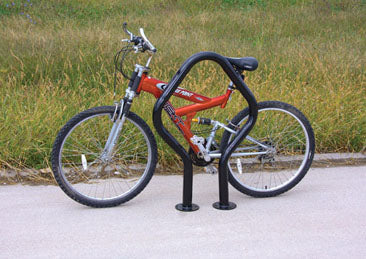 The Flare Bike Rack