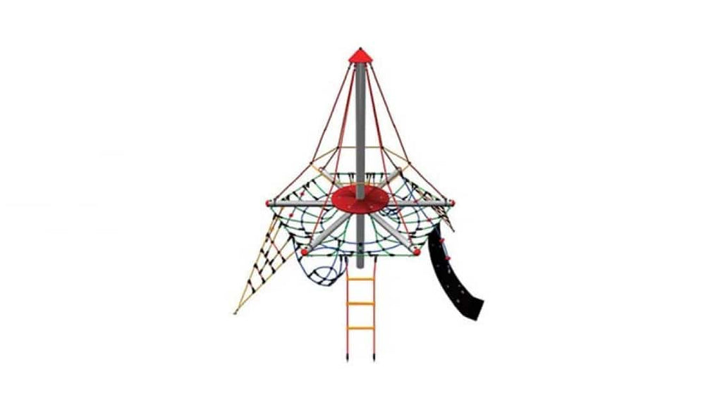 SRP Pirate Tower Net Climber