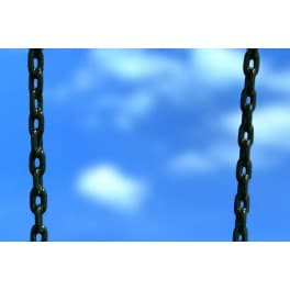 Plastisol Coated Swing Chains