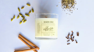 Fall Candles and Fall Scents by Effuse Candles