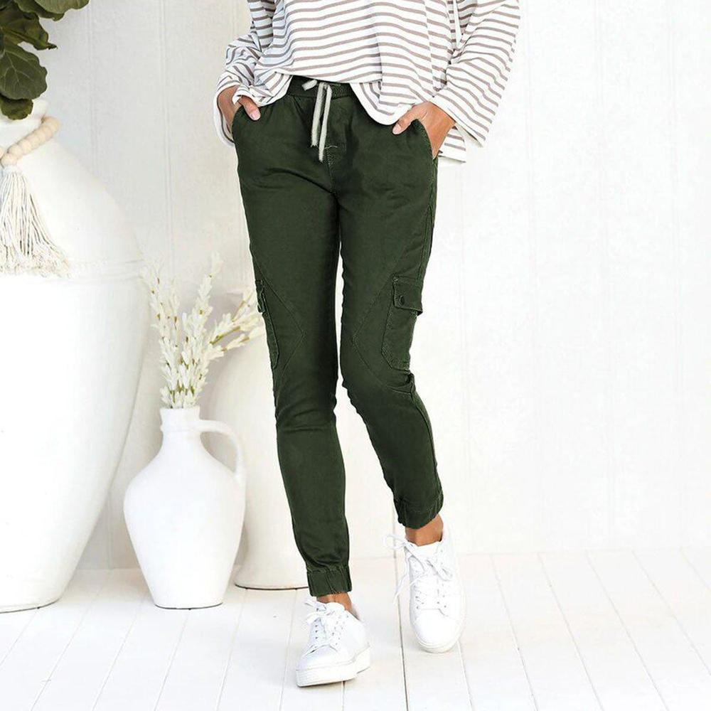 Ficcia Fashion  Slim Casual Pants