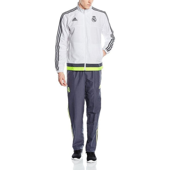 Adidas Real Madrid Suit - 15-16 Years Old - Oboapparel Egypt