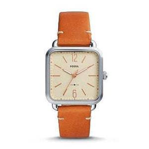 MICAH THREE-HAND SAGE TAN Leather Watch for Woman - Oboapparel Egypt
