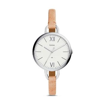 ANNETTE THREE-HAND SAND Leather Watch for Woman - Oboapparel Egypt