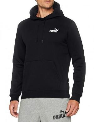 Puma Mens ESS Hooded FL Mens - Black - Oboapparel Egypt