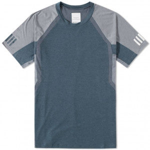 Adidas Originals Mens  White Mountaineering Technical T-Shirt - Oboapparel Egypt