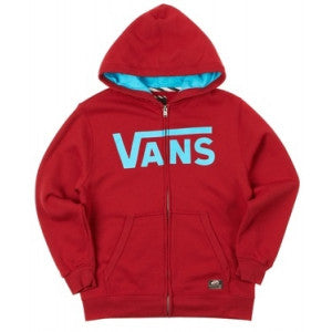 VANS Junior Classic ZIP Hoodie - Oboapparel Egypt